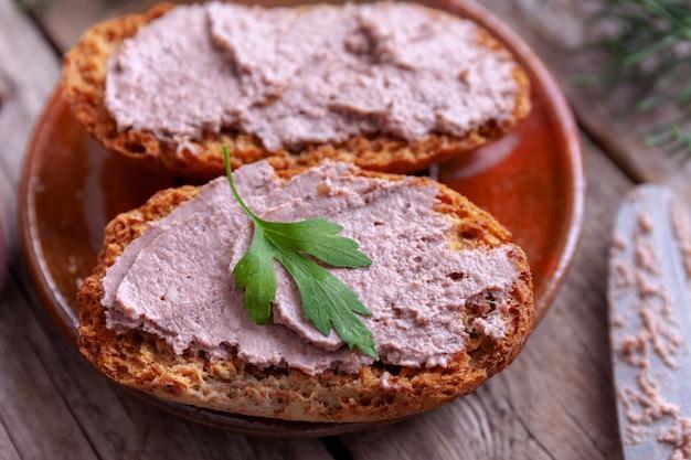 Foie di fegato di maiale
