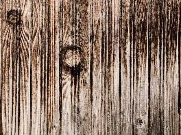 Fondale in legno grezzo