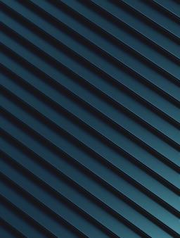 Fondo astratto del modello del metallo blu