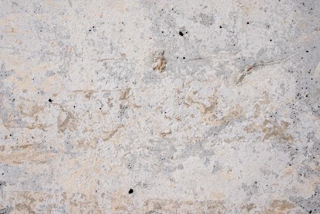 Fondo bianco di struttura del muro di cemento