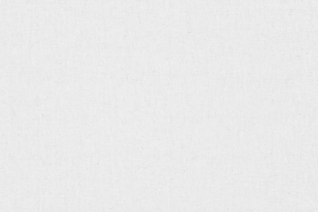 Fondo bianco di struttura della tela del tessuto di cotone per il fondo di progettazione o fondo della sovrapposizione