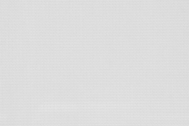 Fondo bianco di struttura della tela del tessuto per il fondo di progettazione o fondo della sovrapposizione