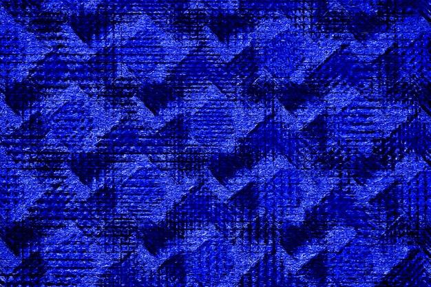 Fondo blu scuro dell'estratto di struttura di lerciume