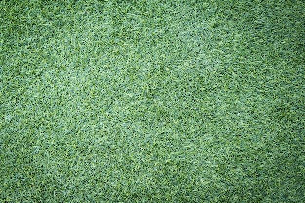 Fondo del campo di erba di calcio