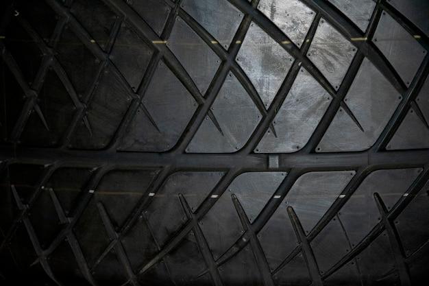 Fondo del primo piano di struttura della gomma.