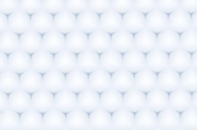 Fondo dell'estratto del modello delle cellule di colore bianco lucido di esagono