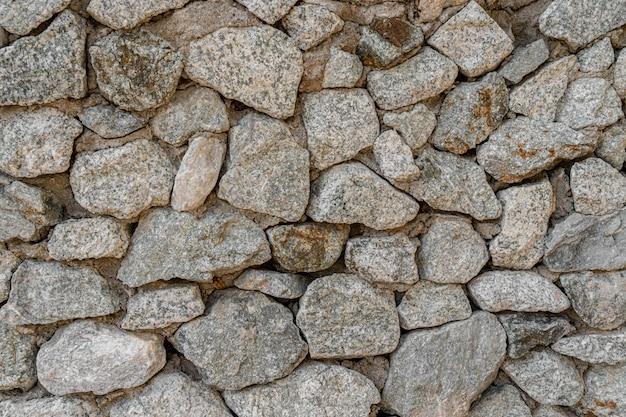 Fondo della parete di pietra, vecchio modello di struttura del mattone per la decorazione