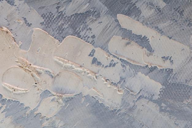 Fondo di arte acrilica dell'estratto della pittura a olio