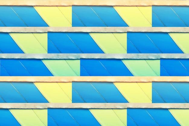 Fondo di cuoio variopinto di progettazione della carta da parati dell'estratto di struttura