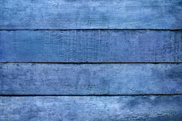 Fondo di legno blu della pavimentazione di struttura