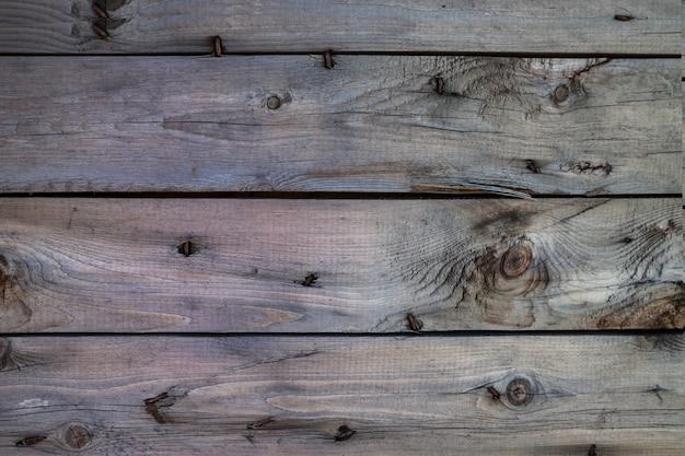Fondo di legno di struttura di tono di marrone