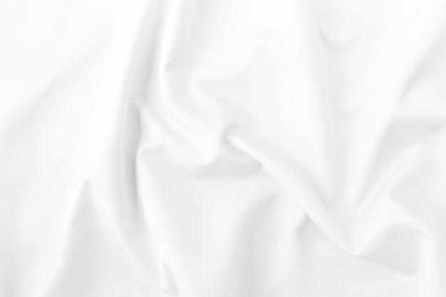 Fondo di lusso di struttura del modello del tessuto bianco