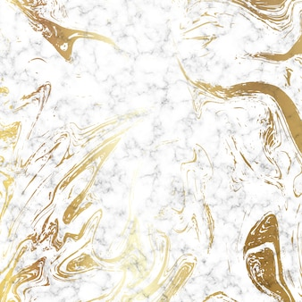 Fondo di marmo dorato di struttura