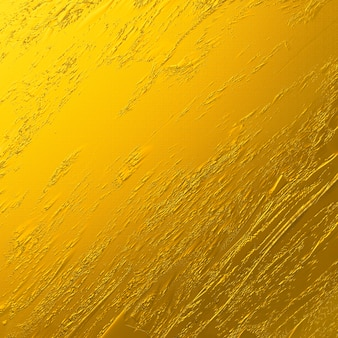 Fondo di struttura del colpo della spazzola dell'oro