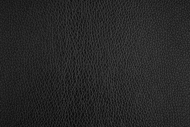 Fondo di struttura del modello del cuoio in bianco e nero, estratto del sofà