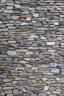Fondo di struttura del muro di pietra della natura.