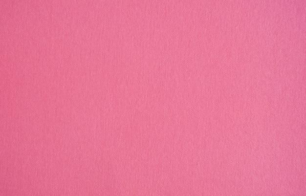 Fondo di struttura del tessuto rosa