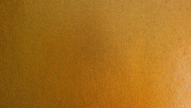 Fondo di struttura della carta marrone, fondo di struttura della carta dell'oro