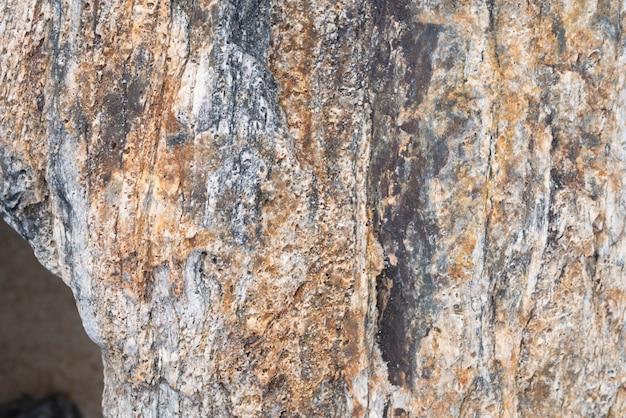 Fondo e struttura di pietra di lerciume