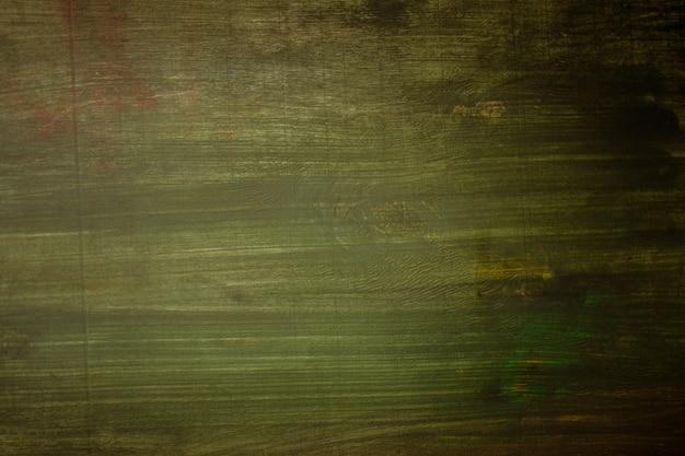 Fondo in legno verde