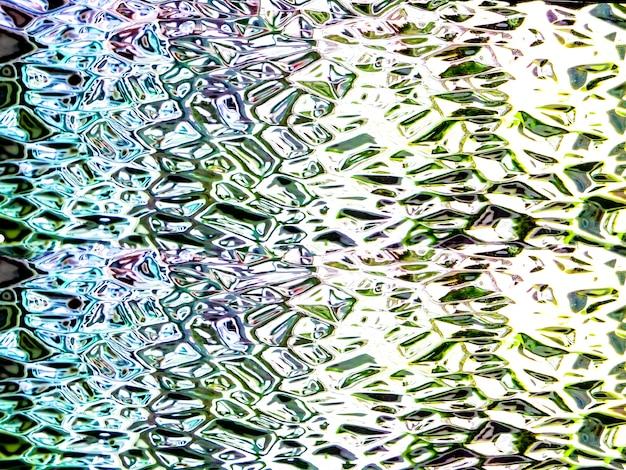 Fondo interno di superficie di arte di vetro