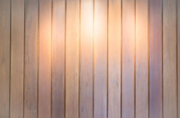 Fondo interno in legno con luce