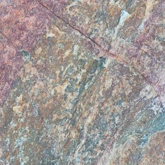 Fondo liscio roccia marrone collage