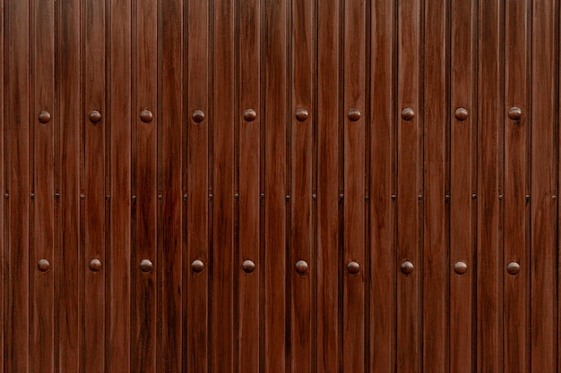 Fondo marrone rustico in legno di struttura