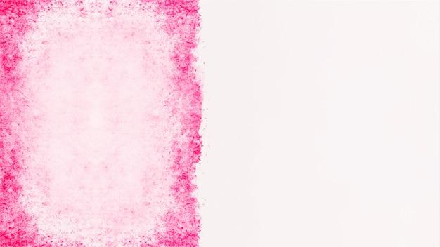 Fondo rosa di struttura dell'acquerello con copyspace