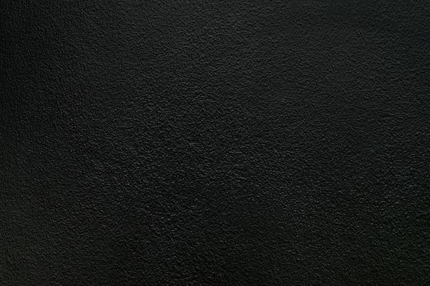 Fondo ruvido nero di struttura del muro di cemento.