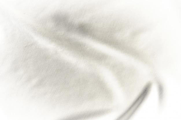 Fondo sporco di struttura del tessuto bianco