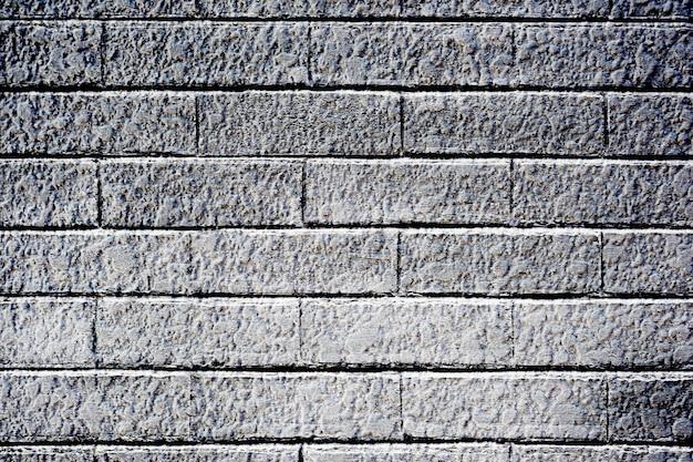 Fondo strutturato del muro di mattoni moderno