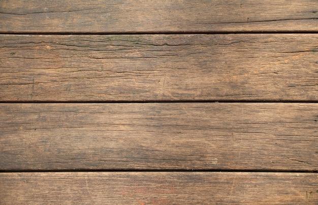 Fondo strutturato della vecchia plancia di legno naturale