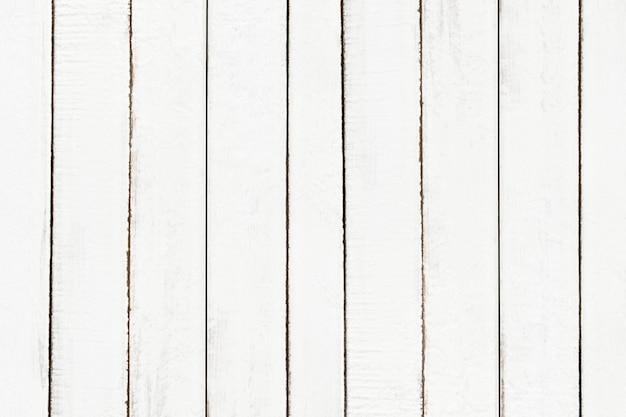 Fondo strutturato di legno bianco in bianco