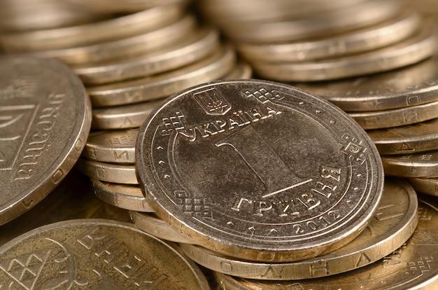 Fondo ucraino dei soldi di successo finanziario per i concetti di vita ricca