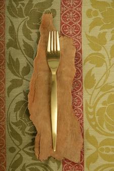 Forchetta d'oro