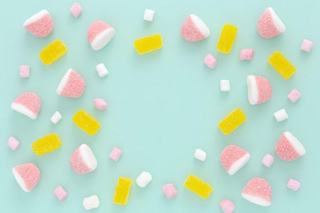 Forma di gelatine piatte