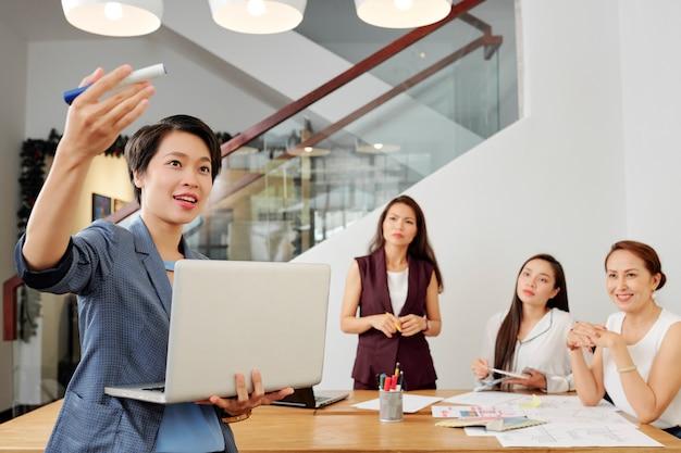 Formazione aziendale in ufficio