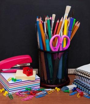 Forniture scolastiche e lavagna