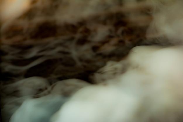 Forno a carbone di fumo