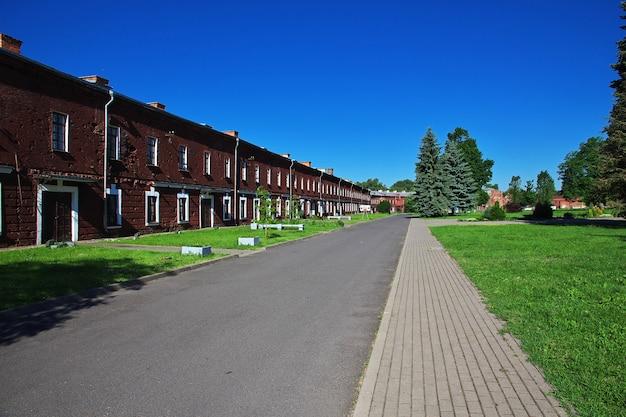 Fortezza di brest nel paese bielorusso