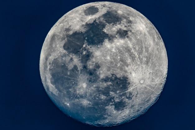 Foto della luna