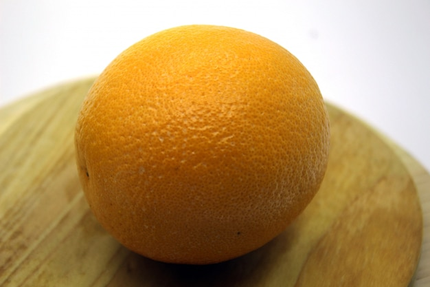 Foto di arancia fresca