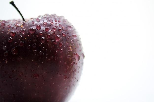 Foto di mele rosse fresche 5