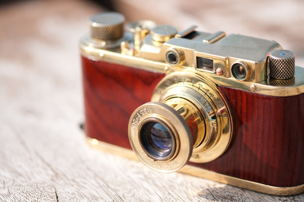 Fotocamera a pellicola vintage