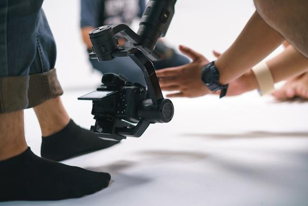 Fotocamera digitale con stabilizzatore moderno