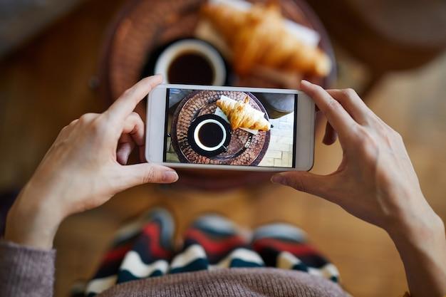 Fotografare la merenda