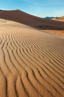 Fotografia del paesaggio del deserto in arizona