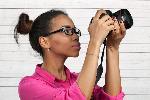 Fotografo afro-americano