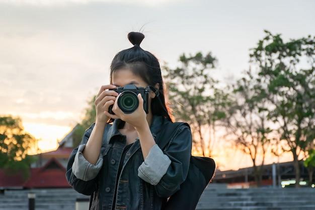 Fotografo donna